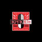 KPFK 90.7 FM USA, East Los Angeles