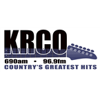 KRCO 690 AM USA, Bend