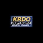 KRDO-FM 1240 AM United States of America, Denver