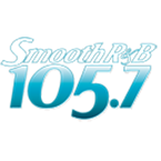 Smooth R&B 105.7 105.7 FM USA, Decatur