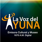La Voz del Yuna 1670 AM Dominican Republic, Bonao