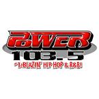 Power 103.5 103.5 FM USA, Anadarko