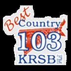 Best Country 103 103.1 FM USA, Roseburg