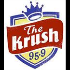 The Krush 95.9 FM United States of America, Santa Rosa