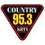 KRTY 95.3 FM United States of America, Los Gatos