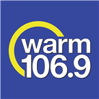 Warm 106.9 KRWM 106.9 FM United States of America, Seattle