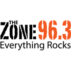 96.3 The Zone 96.3 FM United States of America, Billings