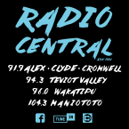 Radio Central 91.9 FM New Zealand, Alexandra