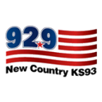 New Country KS93 92.9 FM United States of America, Watertown