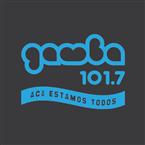 Gamba 101.7 101.7 FM Argentina, Río Cuarto