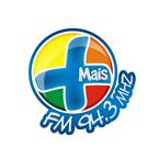 Rádio Mais FM 94.3 FM Brazil, Fortaleza