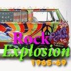 Calm Radio – Rock Explosion 1965 – 69 Canada, Toronto