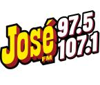 Jose 97.5 FM y 107.1 FM 97.5 FM USA, Riverside