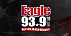 Eagle 93.9 93.9 FM United States of America, Columbia