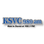 KSVC 980 AM USA, Richfield