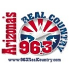 96.3 Arizona's Real Country 96.3 FM USA, Phoenix
