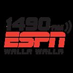 ESPN 1490 1490 AM USA, Walla Walla