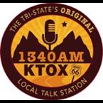 KTOX 1340 AM USA, Needles