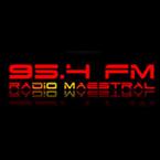 Radio Maestral 95.4 FM Croatia, Istria