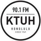 KTUH 90.1 FM USA, Honolulu