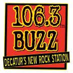 106.3 The Buzz 106.3 FM United States of America, Decatur