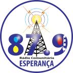 Rádio Esperança FM 87.9 FM Brazil, Agua Nova
