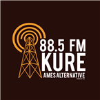 88.5 KURE Ames Alternative 88.5 FM USA, Des Moines