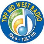 Tipperary Mid West Radio 104.8 FM Ireland, Tipperary