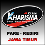 Kharisma FM - Pare Kediri 95.5 FM Indonesia, Kediri
