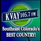 KVAY 105.7 FM United States of America, Lamar