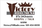 VictoryFMRadio 1530 AM United States of America, Little Rock
