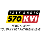Talk Radio 570 KVI 570 AM USA, Seattle-Tacoma