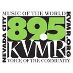 KVMR 89.5 FM United States of America, Nevada City