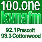 KVNA-FM 97.1 FM USA, Tuba City