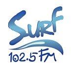 Surf 102.5FM 102.5 FM Thailand, Hua hin
