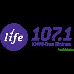 Life 107.1 100.7 FM USA, Des Moines