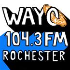 WAYO 104.3 FM United States of America, Rochester