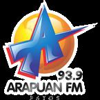 Rádio Arapuan FM (Patos) 93.9 FM Brazil, João Pessoa