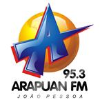 Rádio Arapuan FM (João Pessoa) 107.3 FM Brazil, João Pessoa