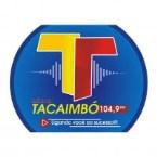 Rádio Tacaimbó 104.9 FM Brazil, Tacaimbo