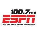 ESPN Radio Boston 100.7 FM United States of America, Boston
