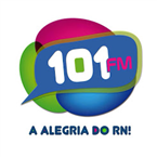 Rádio 101 FM 101.0 FM Brazil, Joao Camara