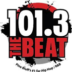 101.3 The Beat Pine Bluff 101.3 FM United States of America, Little Rock