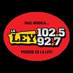 102.5 La Ley Reynosa 102.5 FM Mexico, Reynosa