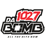 102.7 Da Bomb 102.7 FM United States of America, Honolulu