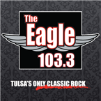 103.3 The Eagle 103.3 FM USA, Tulsa