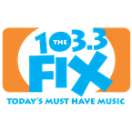 103.3 The Fix 103.3 FM USA, Evansville
