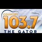 103.7 the Gator 103.7 FM USA, Gainesville