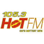 105.3 Hot FM 105.3 FM USA, Coopersville