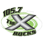 105.7 The X 105.7 FM United States of America, York